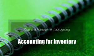 Accounting for Inventory | Periodic, Perpetual inventory