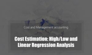 High/Low and Linear Regression Analysis