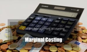 Marginal Costing – with simple examples