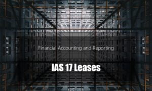IAS 17 Leases – Summary with Examples – PDF
