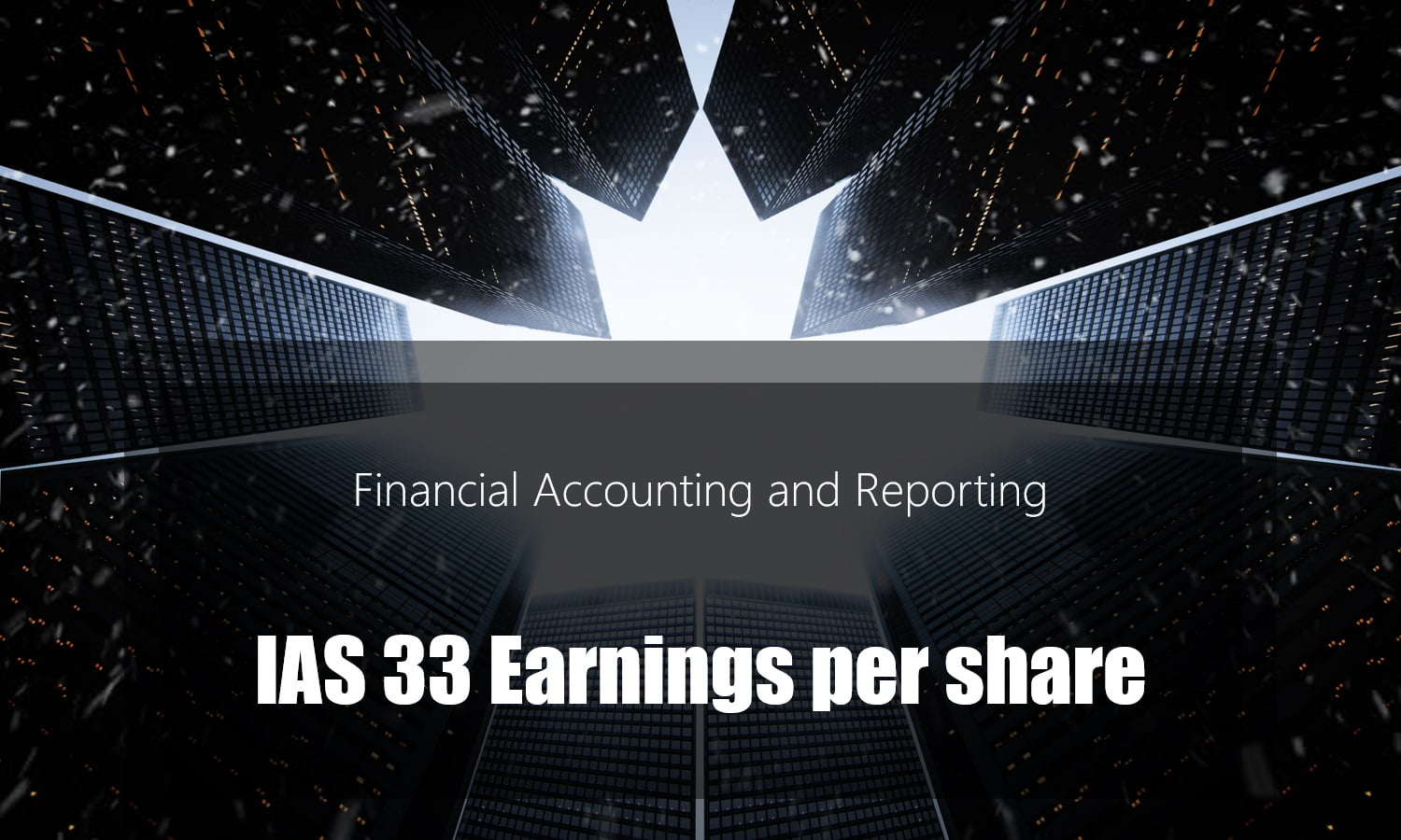 IAS 33 Earnings per share – Examples – PDF