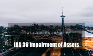 IAS 36 Impairment of Assets – Summary – Examples – PDF