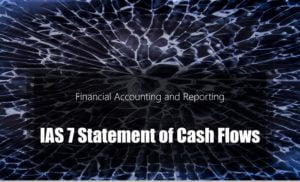 IAS 7 Statement of Cash Flows – Summary – PDF
